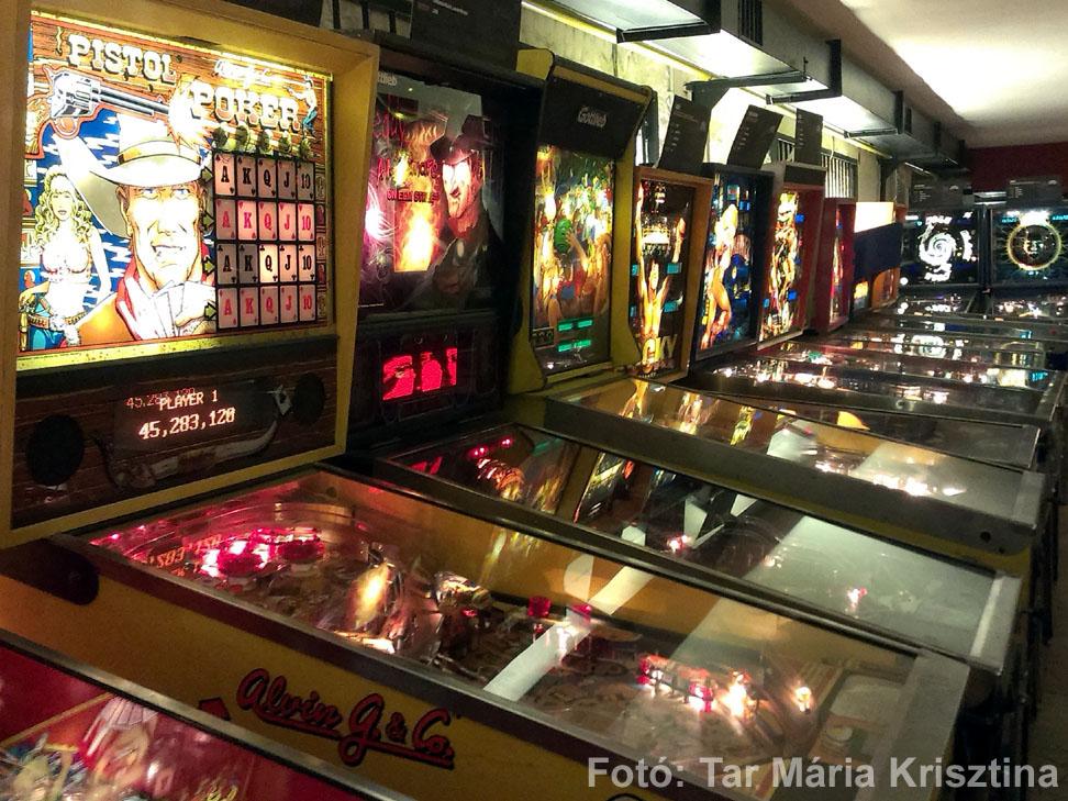 arcade helyszíni találkozón
